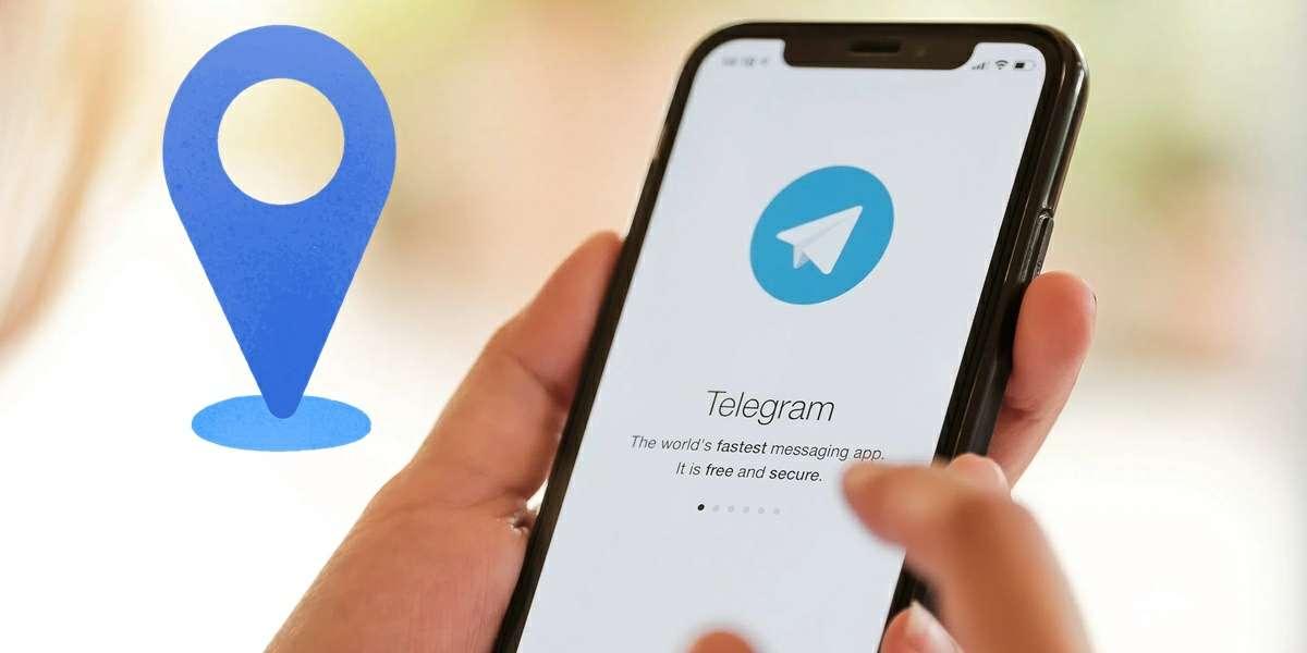 telegram revela tu ubicacion