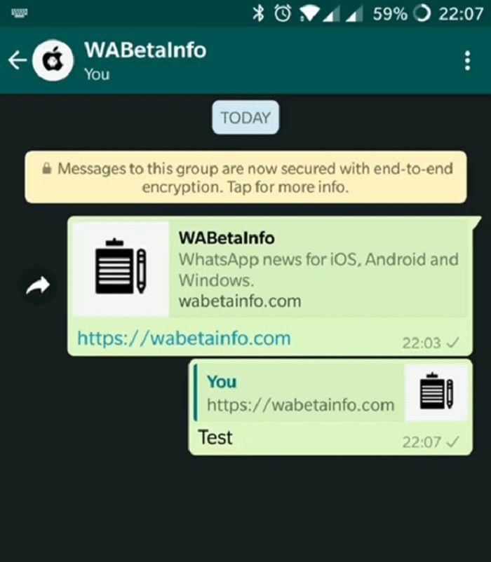tema oscuro de whatsapp