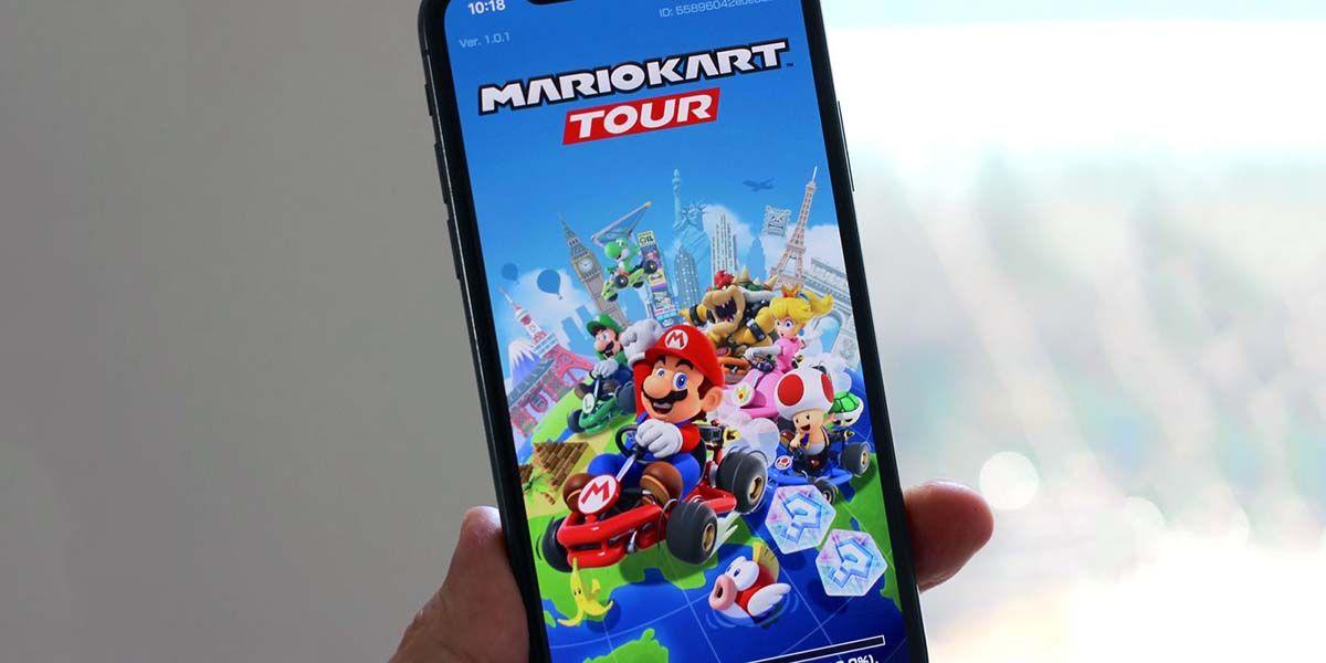 temporada ano nuevo mario kart tour