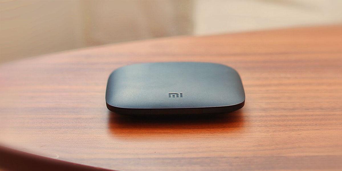 tener Google TV Xiaomi Mi Box