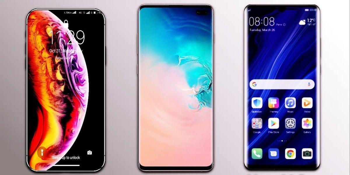 test bateria mate 30 pro vs iphone 11 vs galaxy note 10+