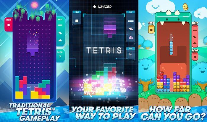 tetris nuevo