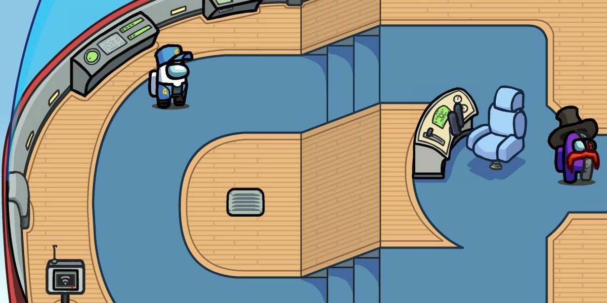 the airship nuevo mapa among us