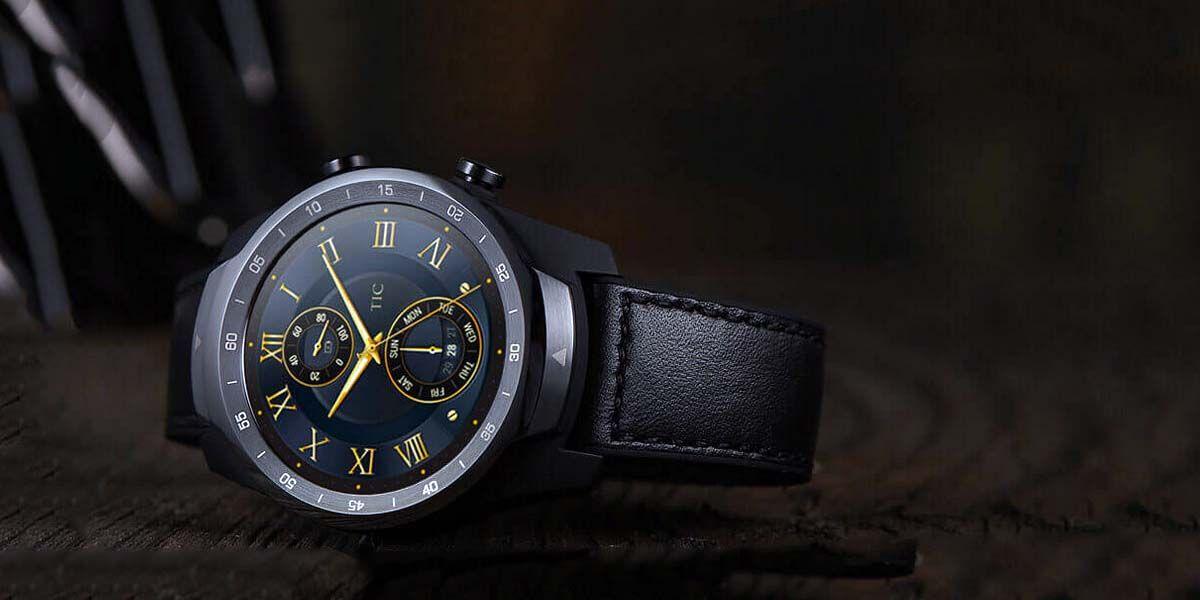 ticwatch pro 2020 autonomia 30 dias comprar precio disponibilidad amazon españa