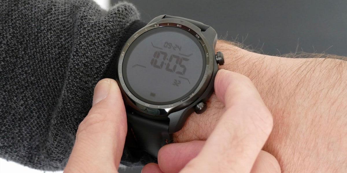 ticwatch pro 3 especificaciones