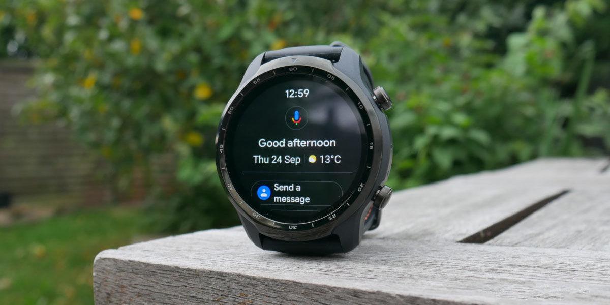 ticwatch pro 3 pantalla