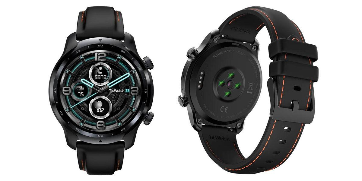 ticwatch pro 3 precio disponibilidad