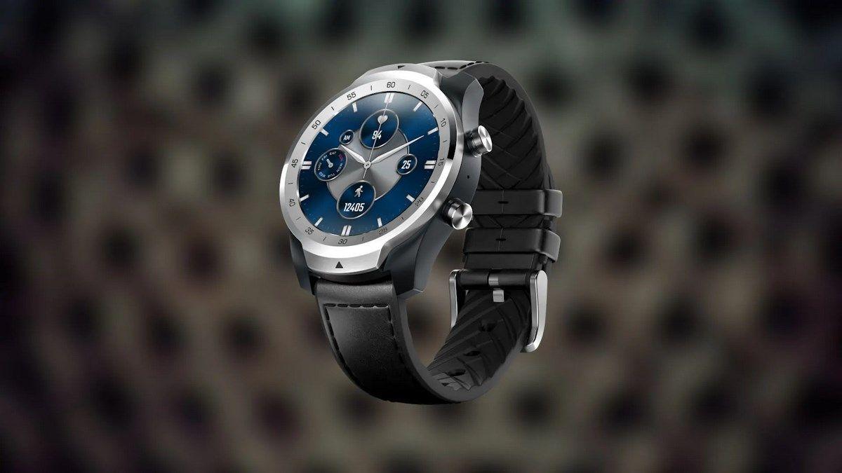 ticwatch pro s diseño