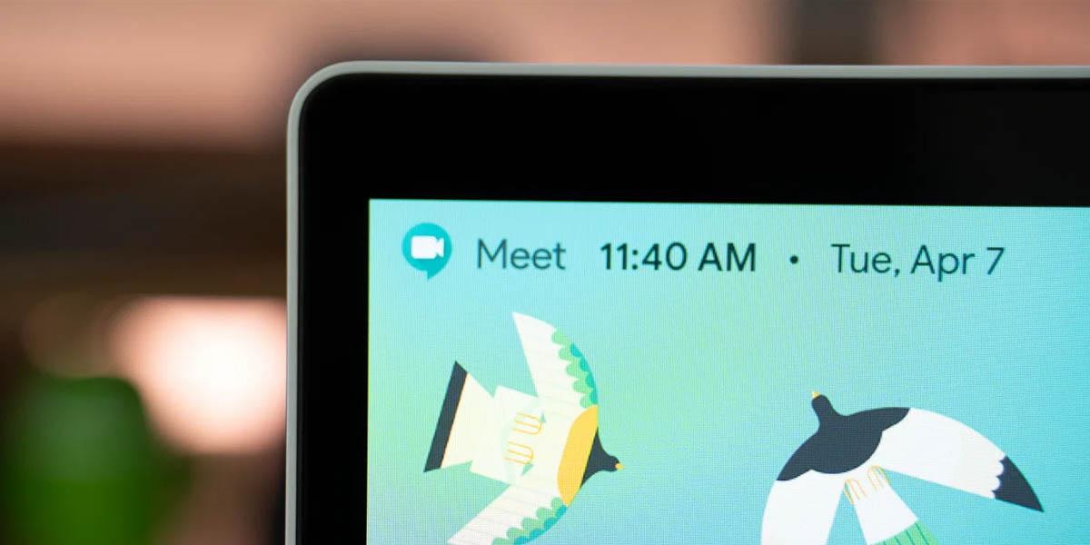 tiempo ingreso anticipado google meet
