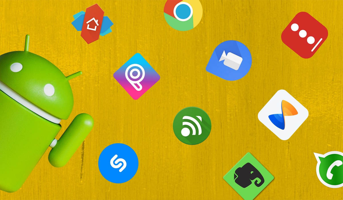 tienda de aplicaciones android