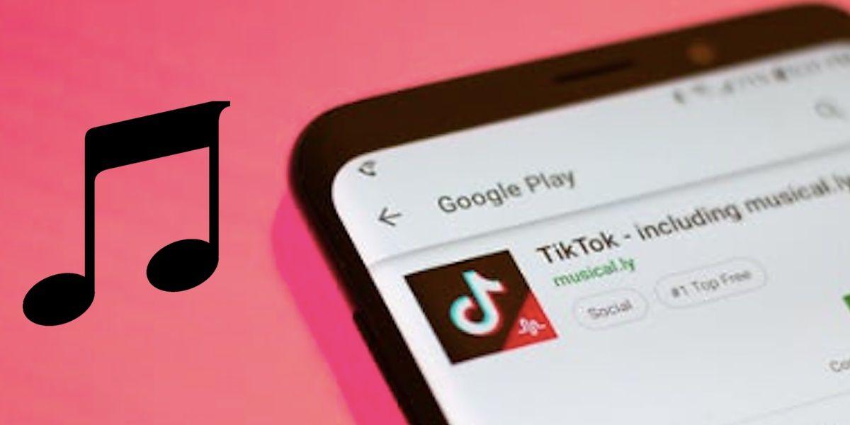 tiktok lanzara app de musica en streaming