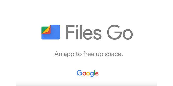 Tips para usar Google's Files Go