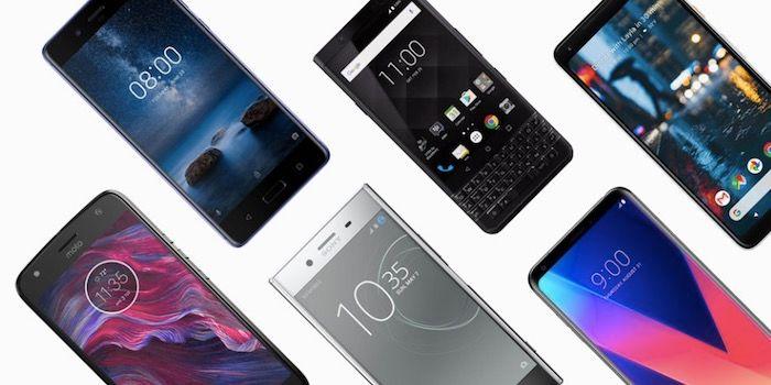 todos los Moviles Android para empresas mas seguros