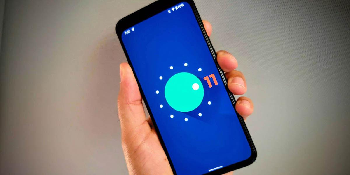 todos los móviles que recibirán android 11