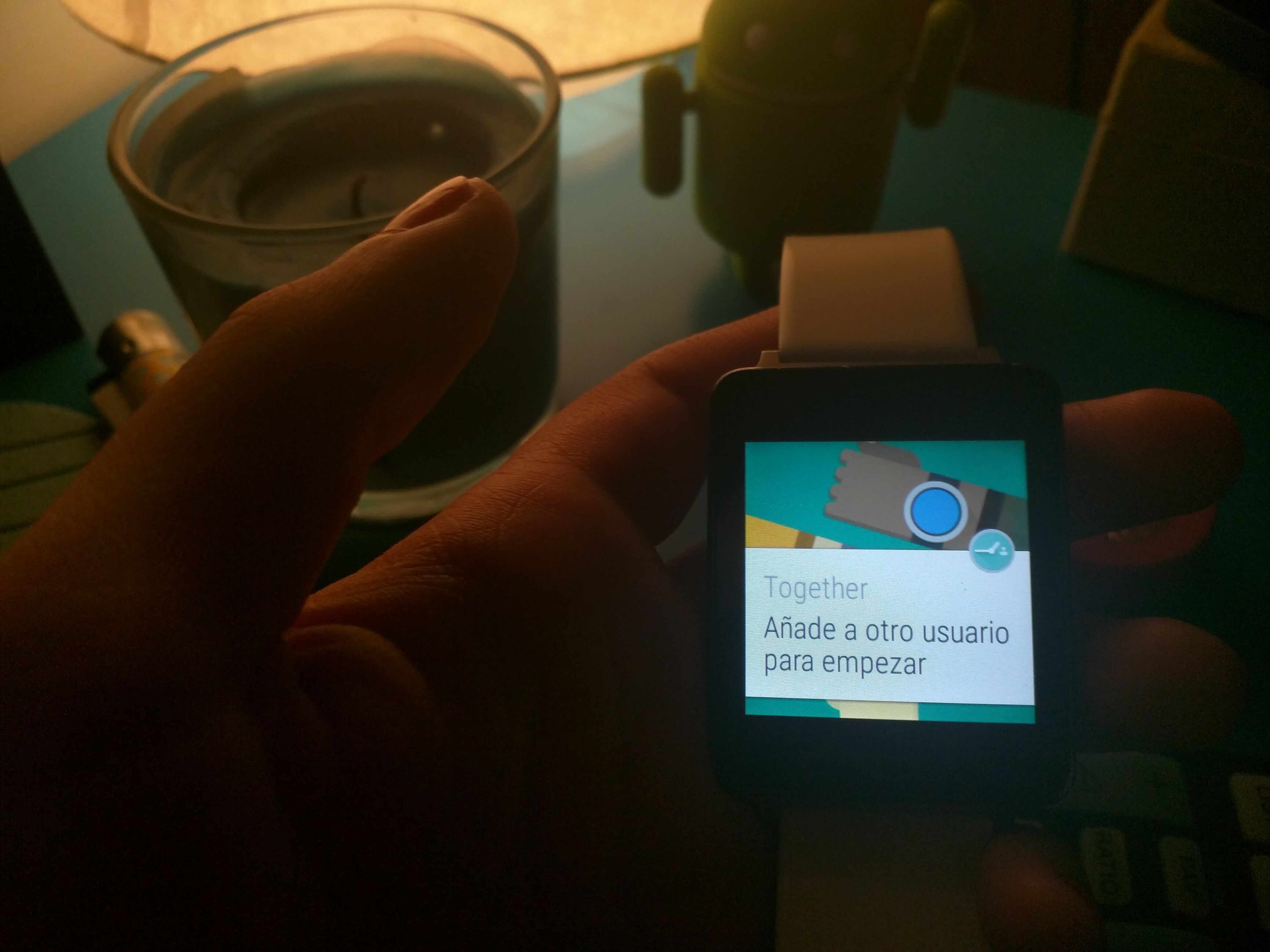together android wear 1.3