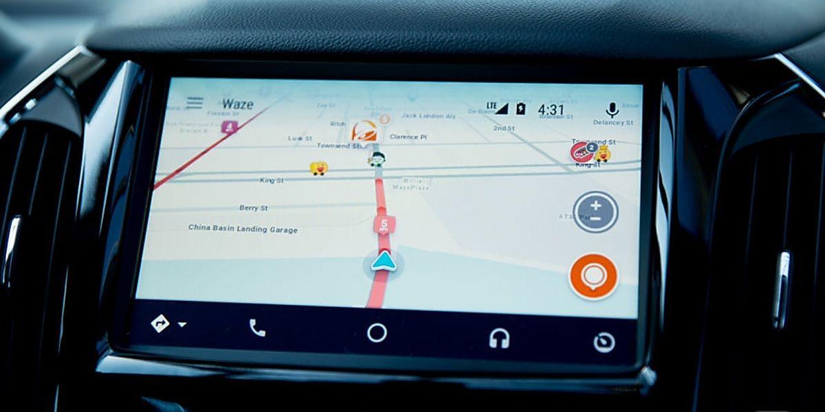 tomtom amiGo para android auto