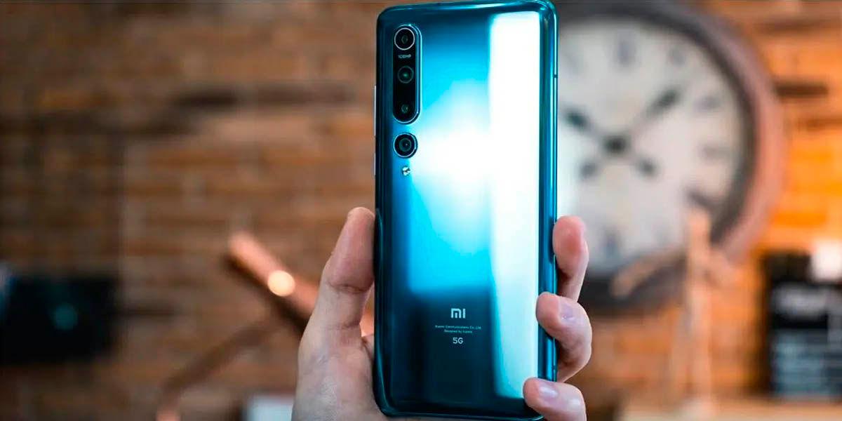 top 10 móviles mejor rendimiento antutu junio 2020