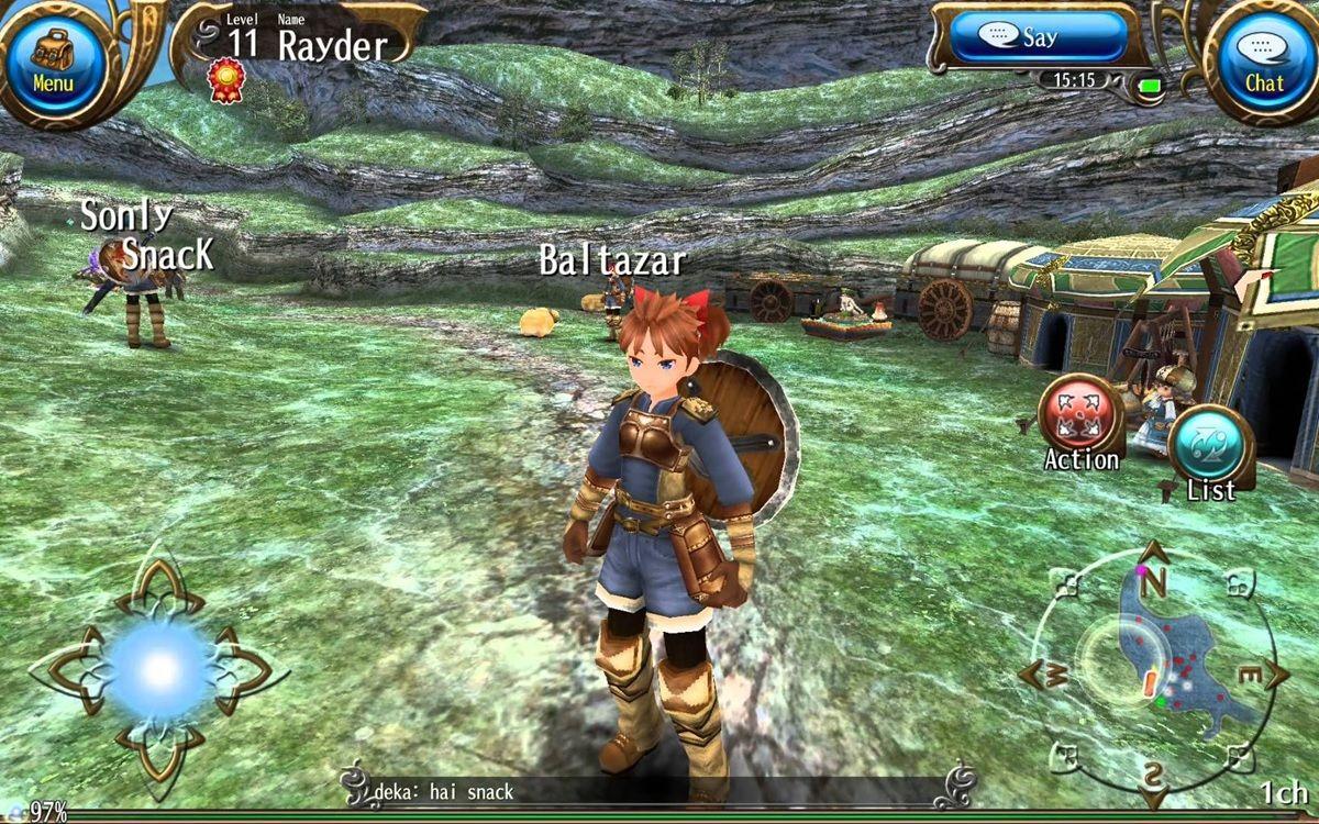 toram online game