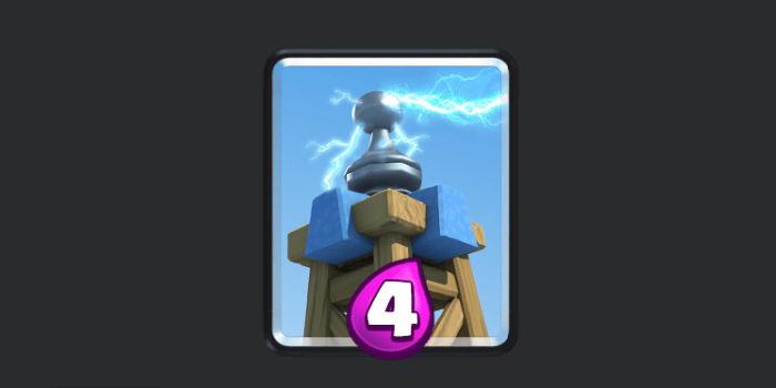 torre testa clash royale