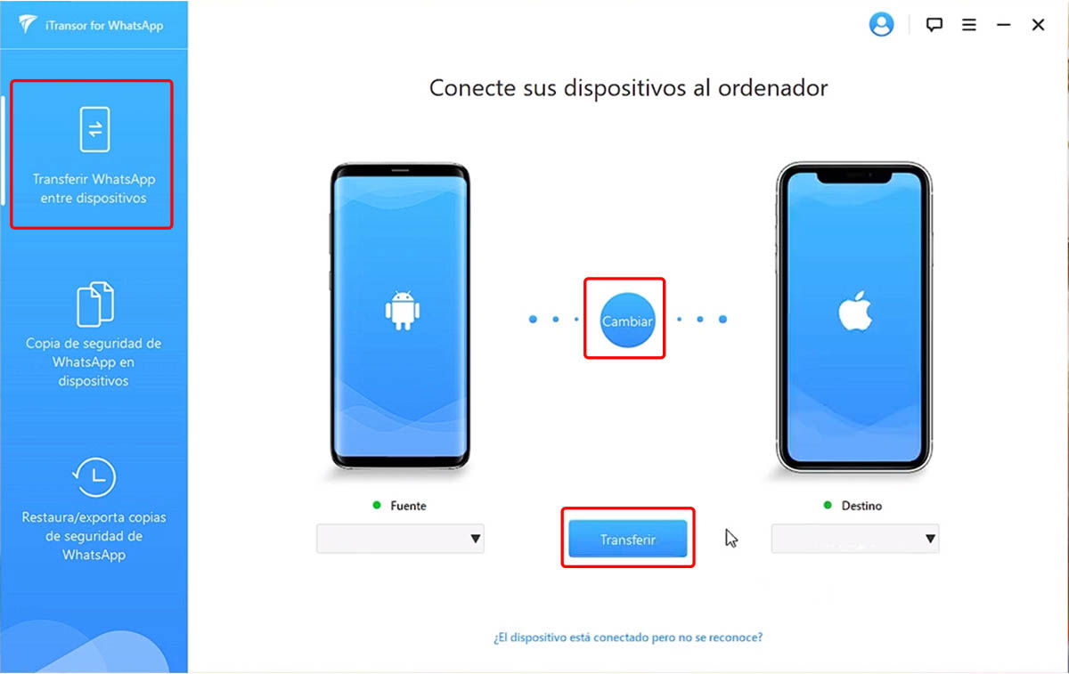 transferir whatsapp android a iphone