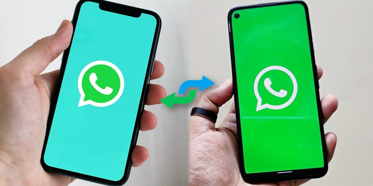 transferir whatsapp de iphone a android con icarefone