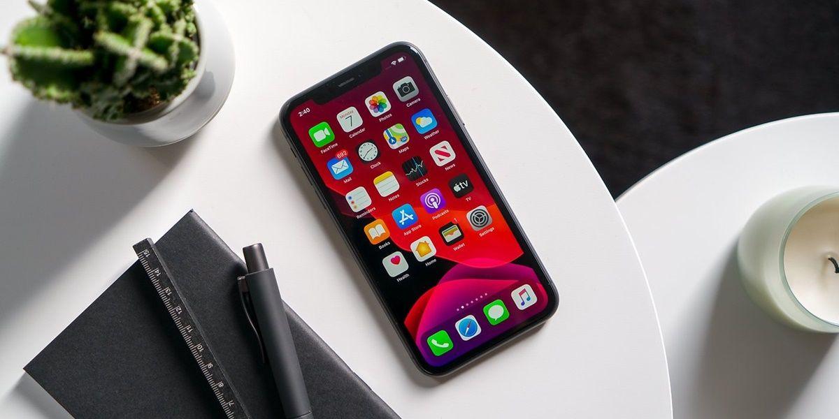 transformar android en iphone 11 ios 13