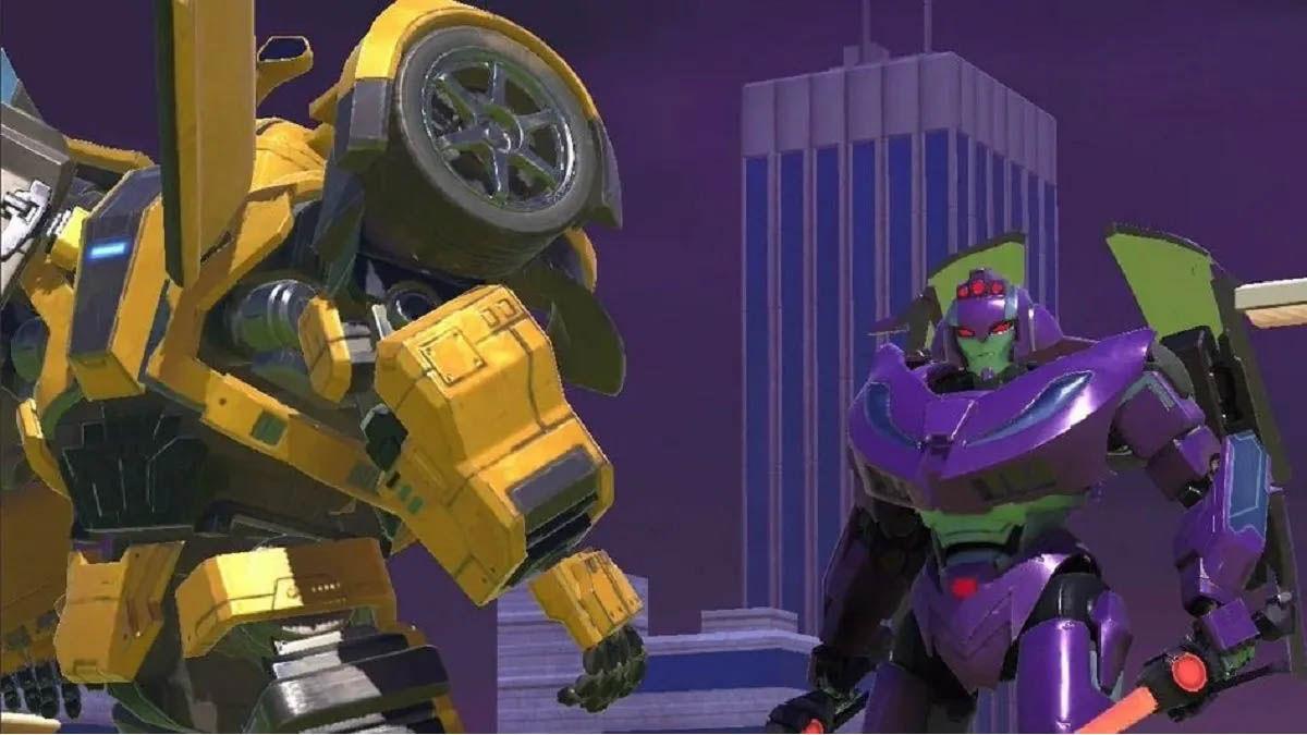 transformers metal pesado realidad aumentada niantic