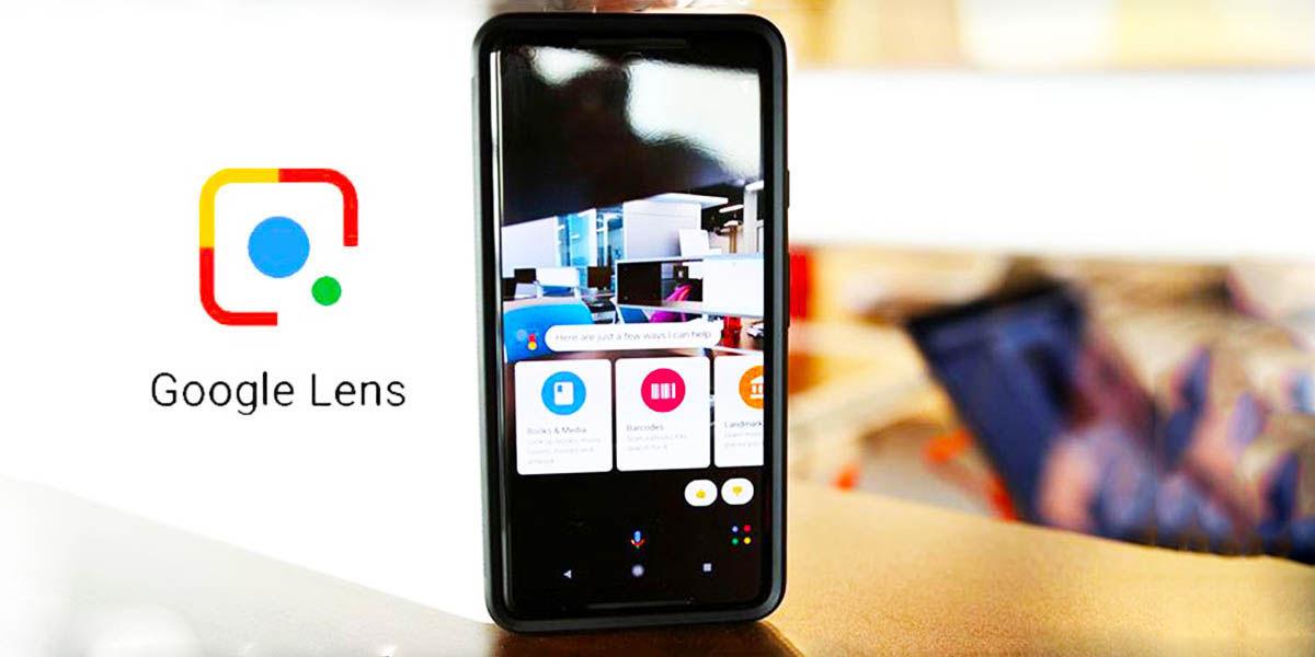 trucos exprimir google lens