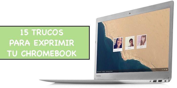 trucos para chromebook