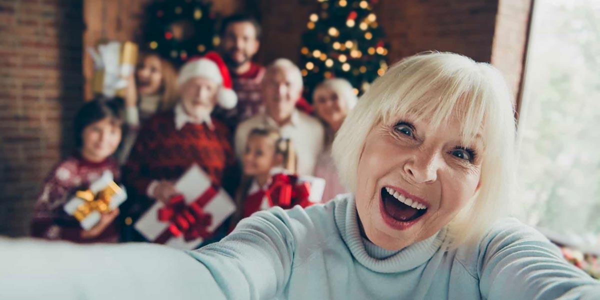 trucos para hacer fotos en navidad