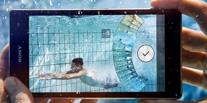trucos fotos bajo agua