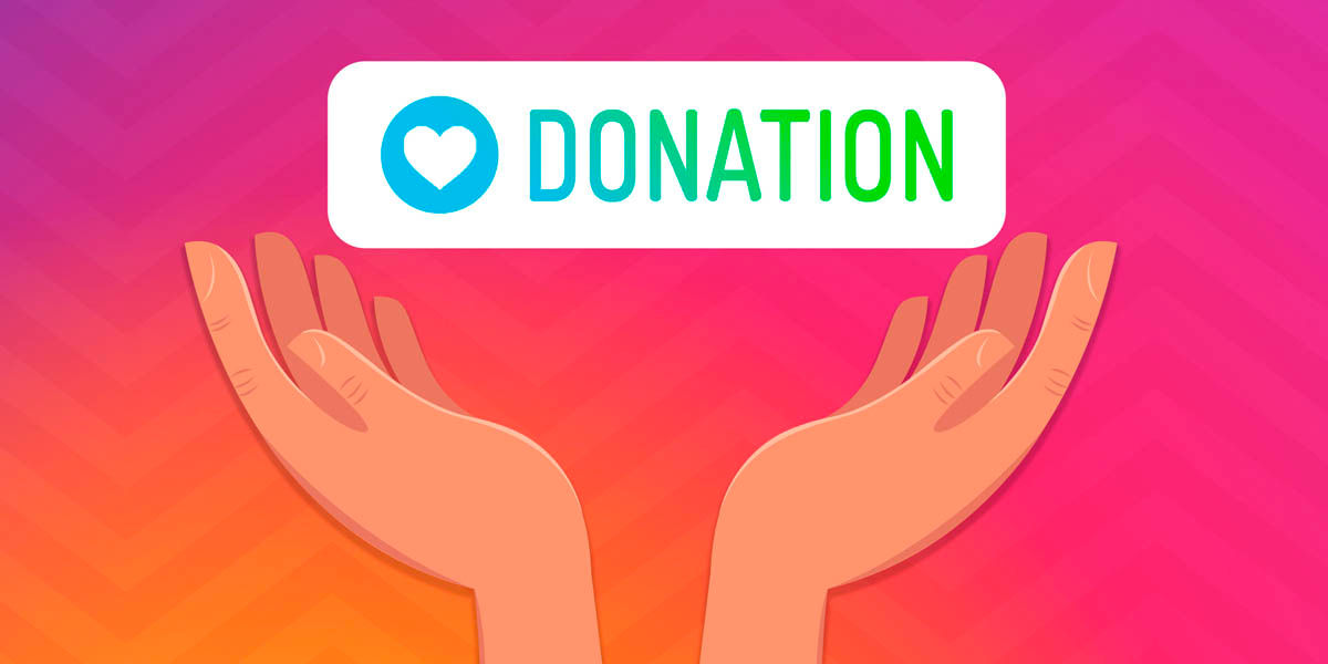 tutorial donar instagram