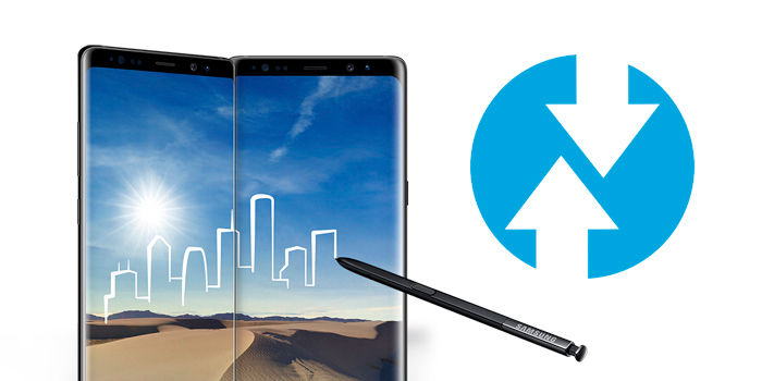 Descargar TWRP para Galaxy Note 8