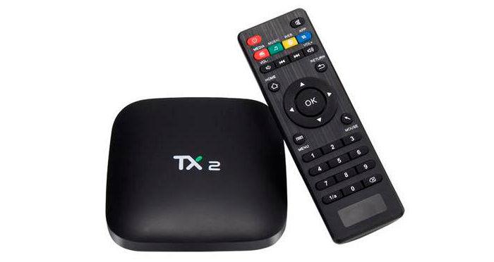 TX2 Android TV Box comprar descuento