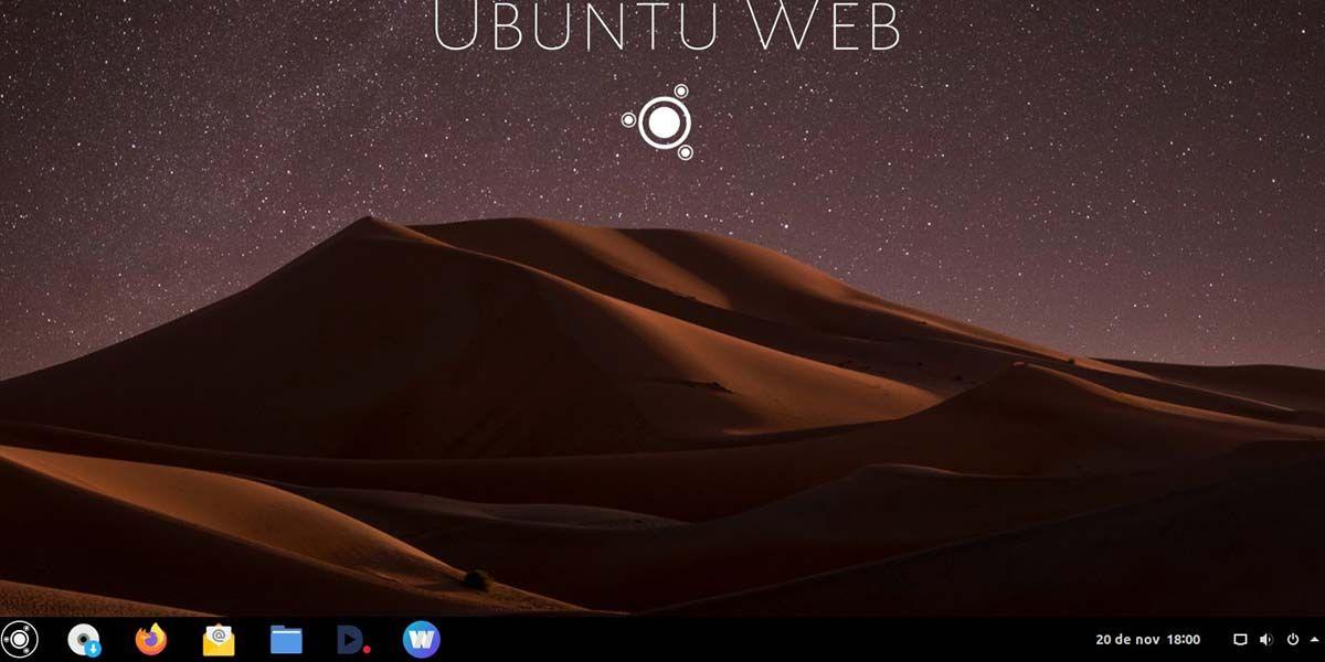 ubuntu web competencia google chrome