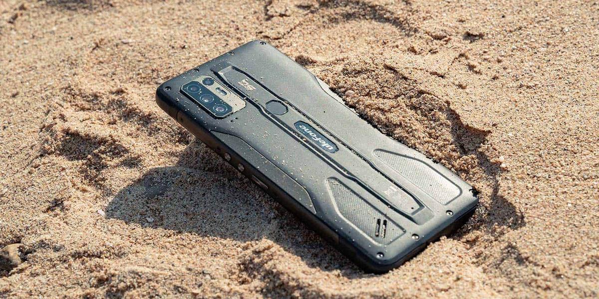 ulefone armor 10 móvil resistente rugerizado conexión 5g