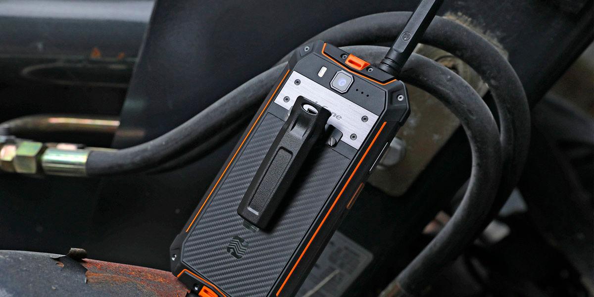 ulefone armor 3wt walkie talkie