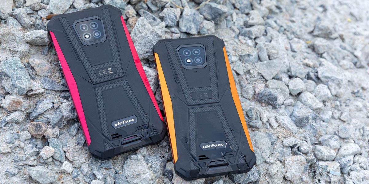 ulefone armor 8 mejor móvil resistente menos 200 euros
