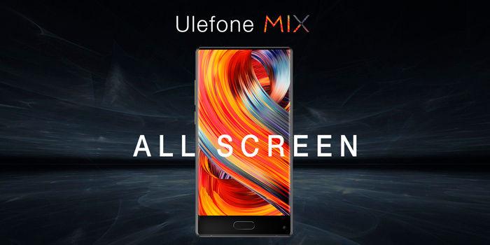 Ulefone MIX oferta descuento octubre