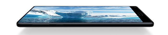 Ulefone MIX pantalla
