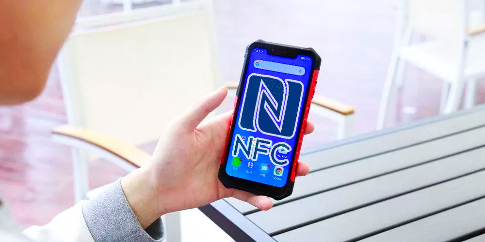 ulefone moviles nfc google pay