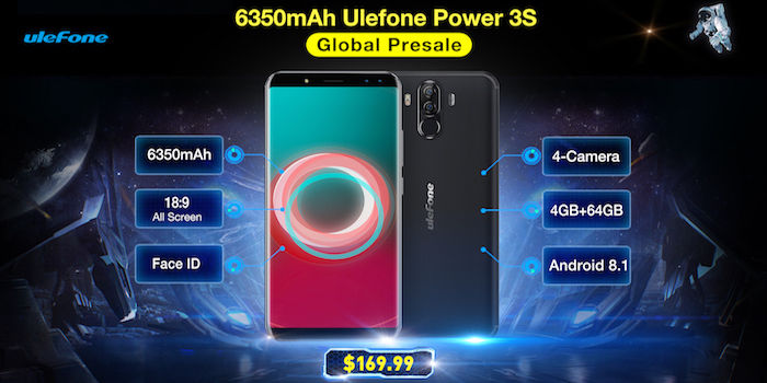 ulefone power 3s preventa