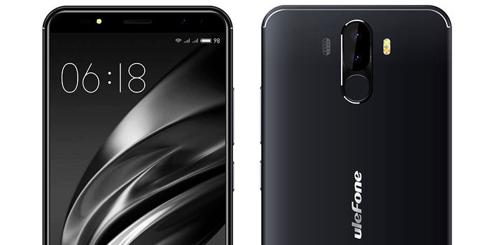 Ulefone Power Max 3 especificaciones