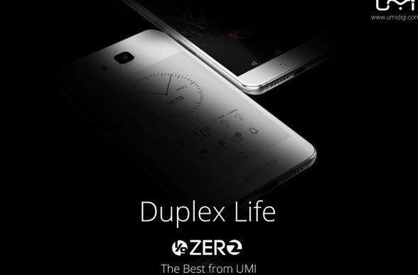 umi zero 2 movil con dos pantallas2