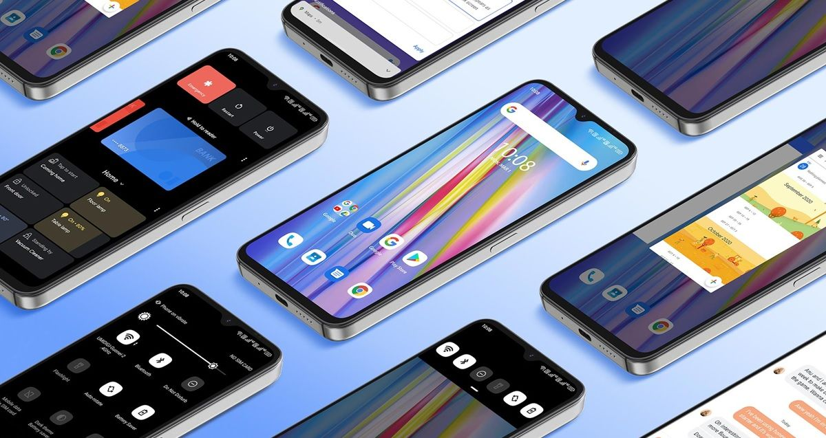 umidigi a11 android 11