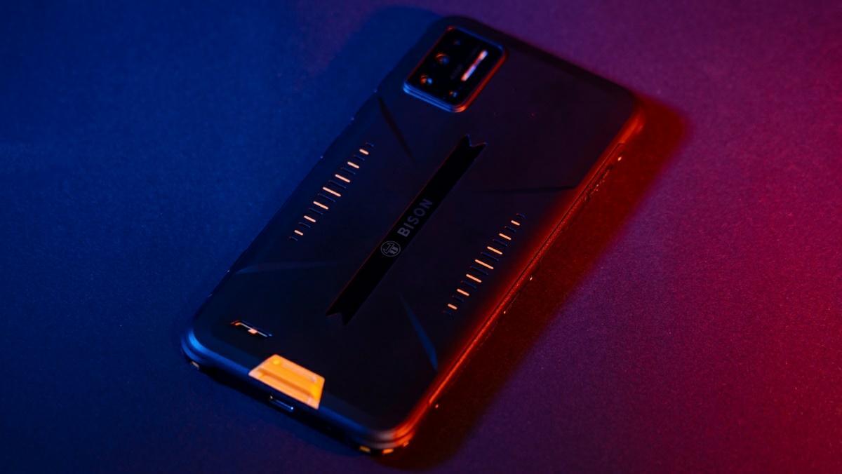 umidigi bison smartphone rugerizado con camara de 48 mp