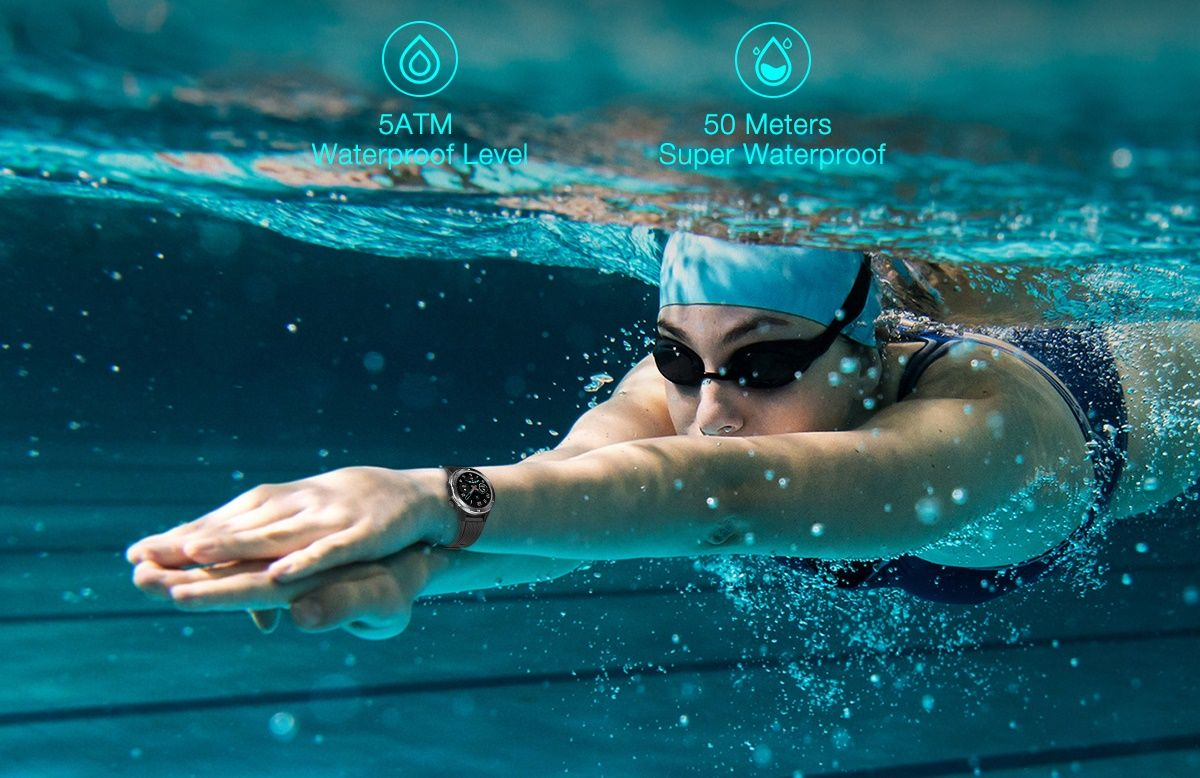 umidigi smartwatch resistente al agua