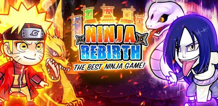 ninja rebirth android