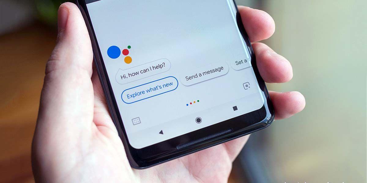 usar el asistente de google desde cualquier auricular con cable