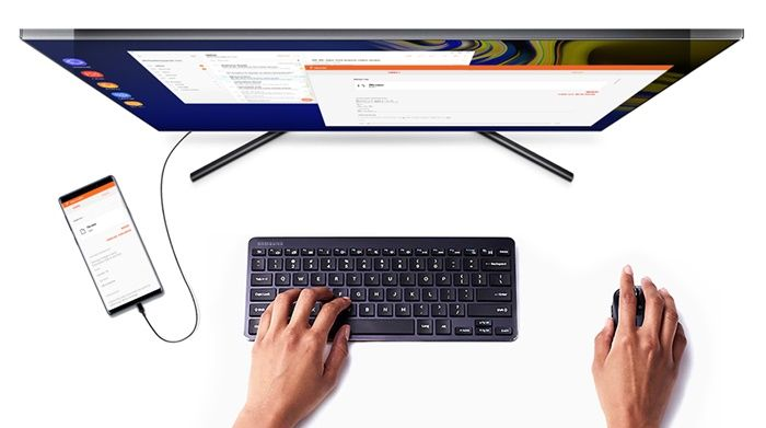 usar samsung galaxy desde el ordenador